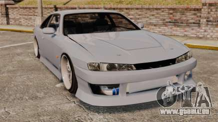 Nissan Silvia S14 pour GTA 4