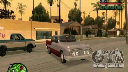 Oceanic HD pour GTA San Andreas