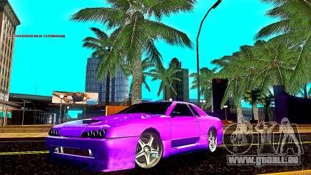 Elegy Drift Silvia für GTA San Andreas