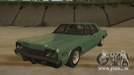 Dodge Monaco V10 pour GTA San Andreas