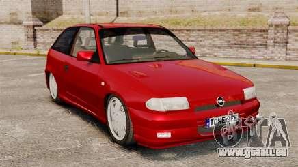 Opel Astra GSi 1993 pour GTA 4