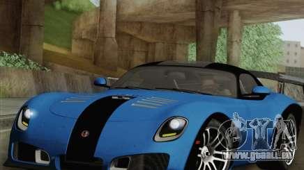 Devon GTX 2010 pour GTA San Andreas