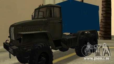 Ural 4320 Tonar für GTA San Andreas