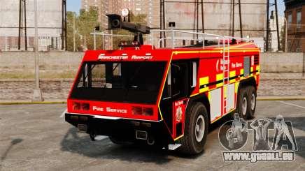 Camion Hydramax AERV v2.4-EX Manchester pour GTA 4