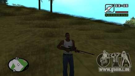 L96A1 pour GTA San Andreas