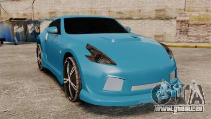 Nissan 370Z Tuning für GTA 4