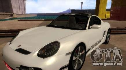 Porsche Cayman R 2007 pour GTA San Andreas