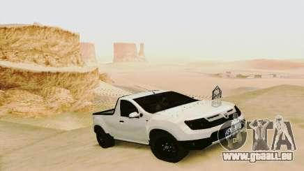 Dacia Duster Pick-up für GTA San Andreas
