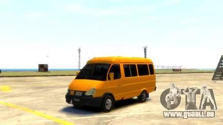 Gazelle 3221 pour GTA 4