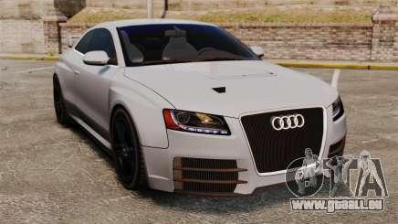 Audi S5 EmreAKIN Edition für GTA 4