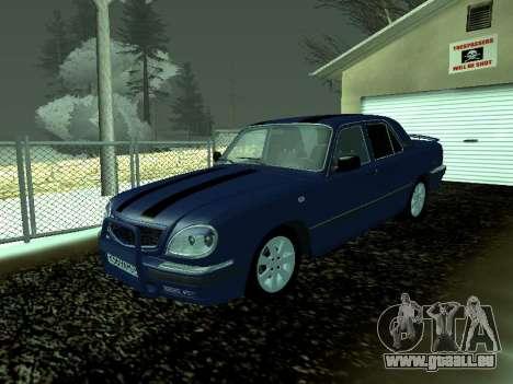 GAZ Volga 31105 pour GTA San Andreas