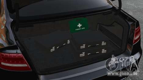 Audi RS5 2011 v2.0 pour GTA 4 est un côté