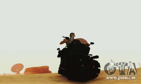 Mercenaries 2 Panzercycle pour GTA San Andreas
