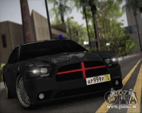 Dodge Charger SRT8 für GTA San Andreas rechten Ansicht