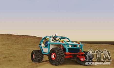 UAZ Cadet für GTA San Andreas