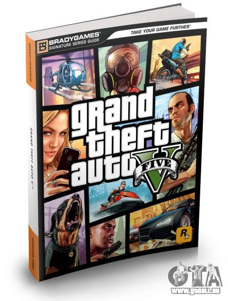 GTA 5 Grand Theft Auto V Signature Series Guide