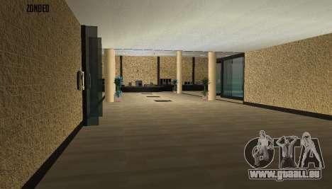 Retekstur l'intérieur de l'hôtel de ville pour GTA San Andreas