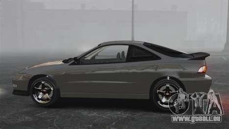 Acura Integra Type-R Domo Kun pour GTA 4 est une gauche