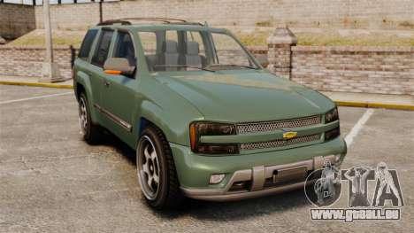 Chevrolet TrailBlazer SS 2008 für GTA 4