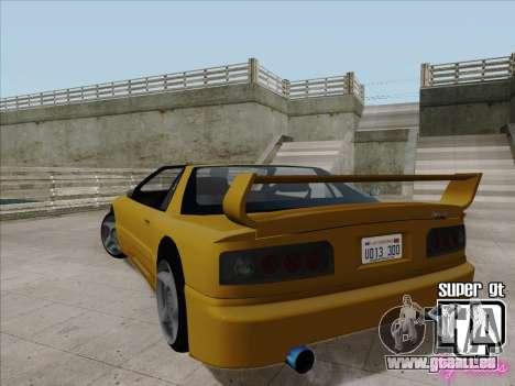 Super GT HD für GTA San Andreas rechten Ansicht