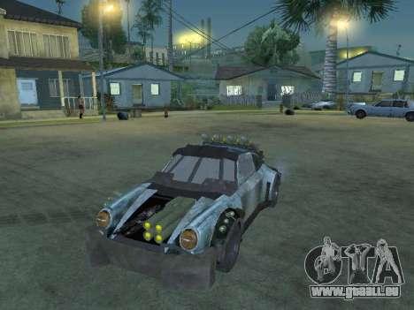 Porsche 911 Death Race für GTA San Andreas