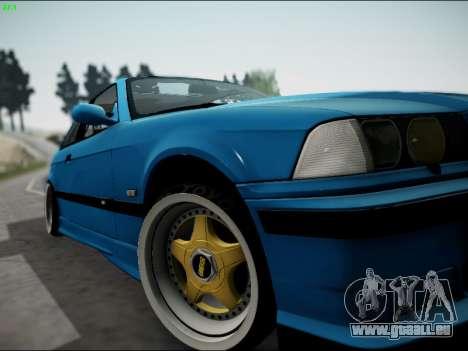 BMW M3 E36 Stance für GTA San Andreas Seitenansicht
