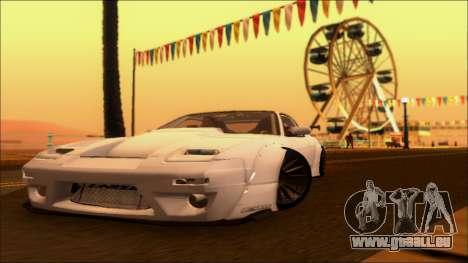 Nissan 380SX BenSopra pour GTA San Andreas
