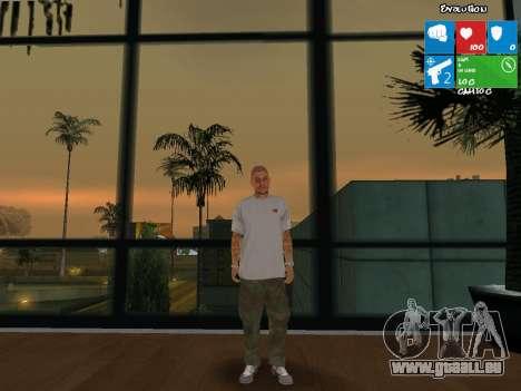 Nouveau vendeur d'armes pour GTA San Andreas