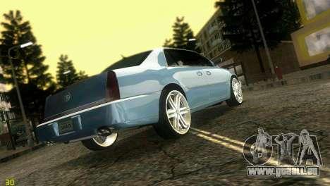 Caddy DTS DUB für GTA Vice City linke Ansicht