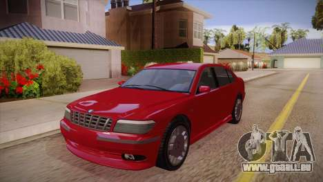 Geely xiongmao haohaoqing pour GTA San Andreas