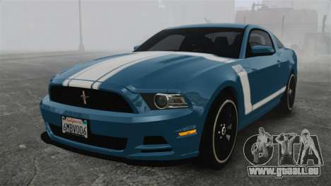Ford Mustang BOSS 2013 pour GTA 4