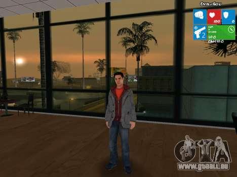 Le personnage principal de NFS : carbone pour GTA San Andreas