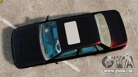 Mitsubishi Galant v2.0 pour GTA 4 est un droit