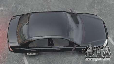 Hyundai Accent Admire für GTA 4 rechte Ansicht