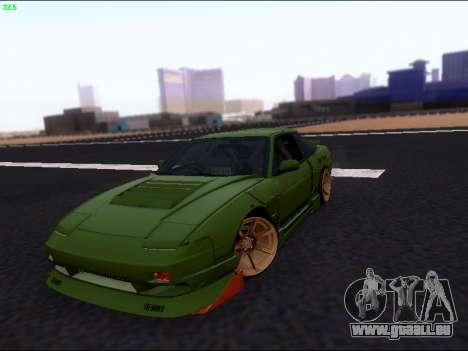 Nissan 180sx Takahiro Kiato für GTA San Andreas