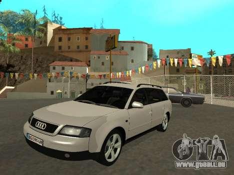 Audi A6 (C5) Avant für GTA San Andreas