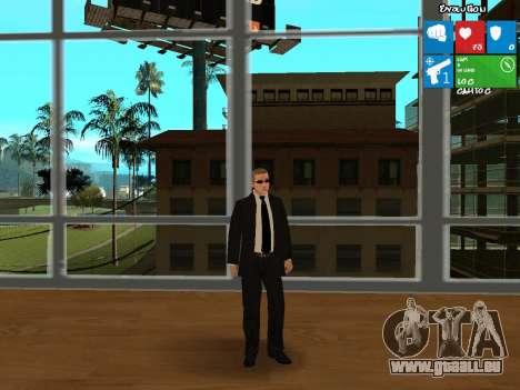 Nouvelle peau Vusi pour GTA San Andreas