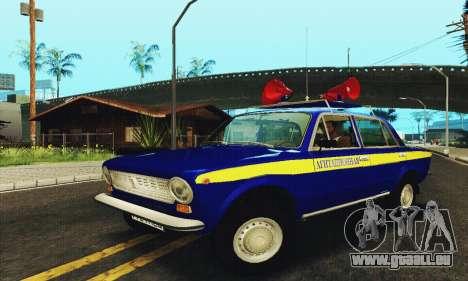 VAZ 21011 propagande pour GTA San Andreas