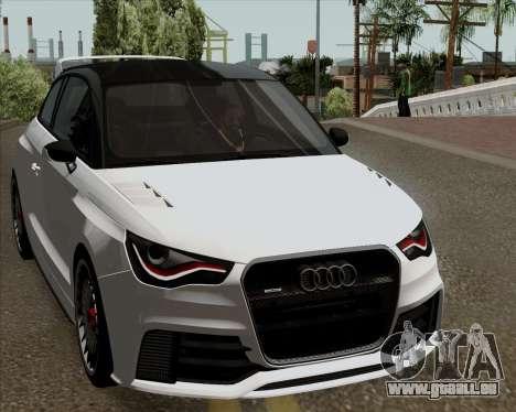 Audi A1 Clubsport Quattro für GTA San Andreas