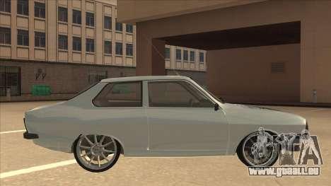Dacia 1310 Sport Tuning für GTA San Andreas zurück linke Ansicht