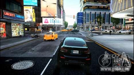 ENB realistic final 1.4 pour GTA 4 secondes d'écran