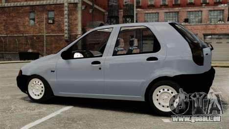 Fiat Palio EDX 1997 für GTA 4 linke Ansicht