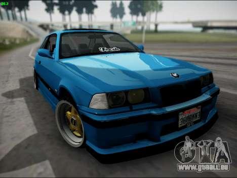 BMW M3 E36 Stance pour GTA San Andreas