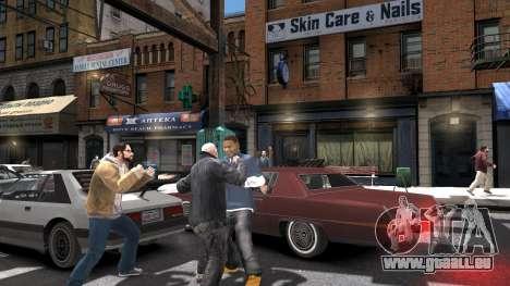 Franklin de GTA 5 pour GTA 4 quatrième écran