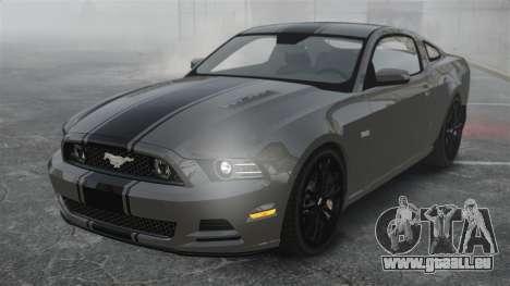 Ford Mustang GT 2013 für GTA 4