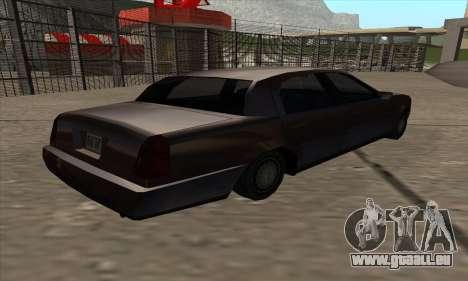 Washington de GTA 5 pour GTA San Andreas laissé vue