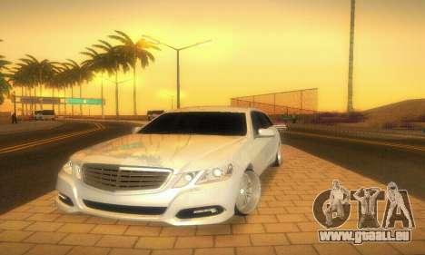 Mercedes-Benz E350 Wagon pour GTA San Andreas