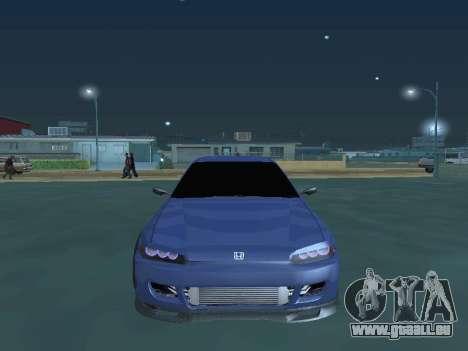 Honda Civic (EG6) 1994 pour GTA San Andreas vue arrière