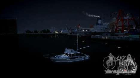 ENB realistic final 1.4 pour GTA 4 quatrième écran