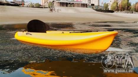 Canoë-kayak pour GTA 4